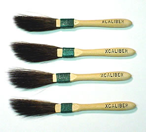Xcaliber Pinstriping Brushes By Mr J Mr J S Xcaliber Corporation