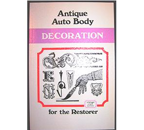 Antique Auto Body Decoration