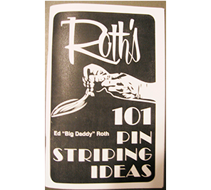 Roth'S 101 Pinstriping Ideas